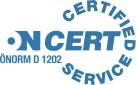 nach ÖNORM D1202 zertifiziert
